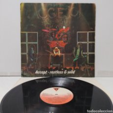 Discos de vinilo: ACCEPT - RESTLESS AND WILD 1983 ED ESPAÑOLA. Lote 269986208