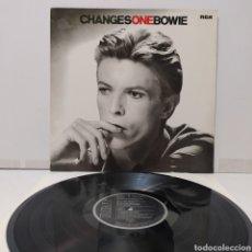 Discos de vinilo: DAVID BOWIE - CHANGESONEBOWIE 1976 ( 1983 ) ED ALEMANA. Lote 269986213