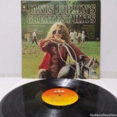 Discos de vinilo: JANIS JOPLIN - GREATEST HITS 1974 ( 1973 ) ED HOLANDESA. Lote 269986233