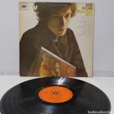 Discos de vinilo: BOB DYLAN - GREATEST HITS 1969 ( 1966 ) ED UK. Lote 269986248