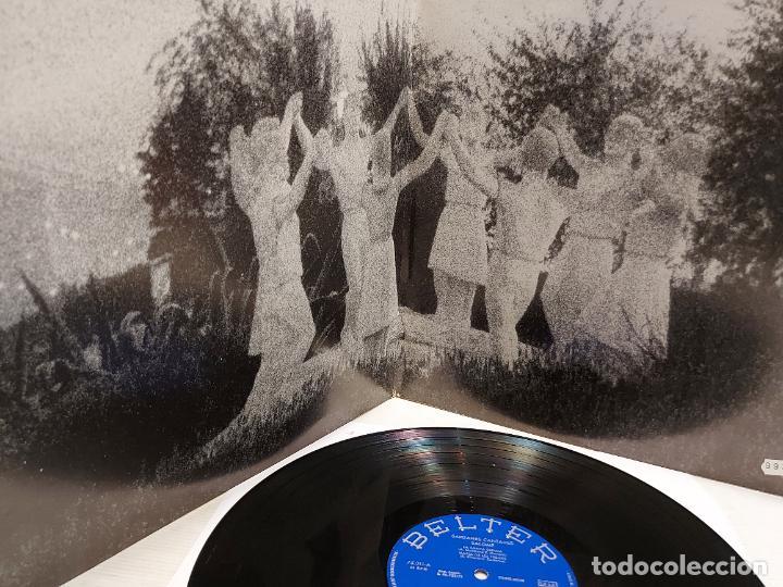 Discos de vinilo: SALOMÉ / SARDANES CANTADES / LP-GATEFOLD - BELTER-1971 / MBC. ***/*** - Foto 2 - 269991208
