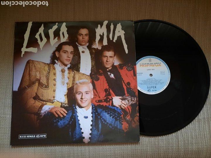 MAXI SINGLE 45 RPM -LOCOMIA- (Música - Discos de Vinilo - Maxi Singles - Grupos Españoles de los 90 a la actualidad)