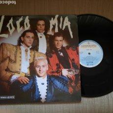 Discos de vinilo: MAXI SINGLE 45 RPM -LOCOMIA-. Lote 269992673