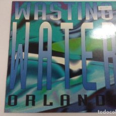 Discos de vinilo: VINILO/WASTING WATER/ORLANDO.. Lote 269998548