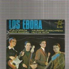 Disques de vinyle: LOS EBORA A LA CORRIDA. Lote 269999713