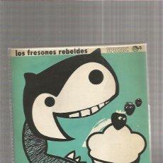 Discos de vinilo: FRESONES REBELDES QUIERO SABER. Lote 270000023