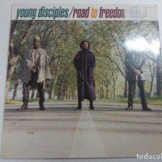 Discos de vinilo: VINILO/YOUNG DISCIPLES/ROAD TO FREEDOM.. Lote 270000388