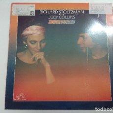 Discos de vinilo: VINILO/RICHARD STOLTZMAN WITH JUDY COLLINS/INNER VOICES.. Lote 270001033