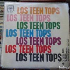 Discos de vinilo: LOS TEEN TOPS EP. Lote 270003473