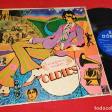 Disques de vinyle: THE BEATLES OLDIES LOS GRANDES EXITOS DE LOS BEATLES LP 1967 ODEON MOCL 5314 MONO ESPAÑA SPAIN. Lote 270090863