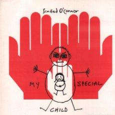 Discos de vinilo: SINEAD O'CONNOR - MY SPECIAL CHILD / MAXI SINGLE ENSIGNE 1991 / BUEN ESTADO RF-9748. Lote 270095393