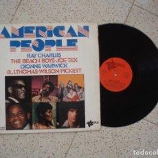Discos de vinilo: LP DE MUSICA. Lote 270101838