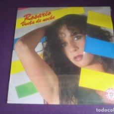 Discos de vinilo: ROSARIO – VUELA DE NOCHE - MINI LP RCA NOVA 5 PRECINTADO - POP ROCK GITANO 80'S - JL DE CARLOS. Lote 270118128
