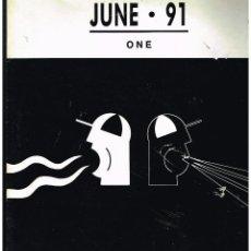 Discos de vinilo: JUNE 91 ONE - MAXI SINGLE 1991 - ED. UK. Lote 270119348