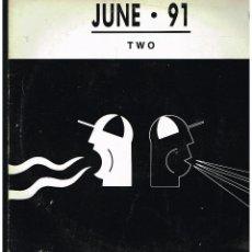 Discos de vinilo: JUNE 91 TWO - MAXI SINGLE 1991 - ED. UK. Lote 270120308