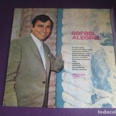 Discos de vinilo: RAFAEL ALEGRIA - LP BELTER 1971 - FLAMENCO TRADICIONAL - SIN APENAS USO. Lote 270120633