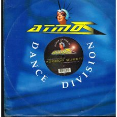 Discos de vinilo: VOODOO QUEEN - VOODO QUEEN - MAXI SINGLE 1997 - ED. BELGICA. Lote 270121128