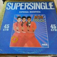 Discos de vinilo: ROD - SHAKE IT UP ( DO THE BOOGALOO ). Lote 270130528