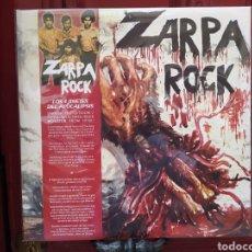 Discos de vinilo: ZARPA LOS 4 JINETES DEL APOCALIPSIS - LP VINILO NUEVO PRECINTADO. HEAVY METAL ESPAÑOL 1978. Lote 270140603
