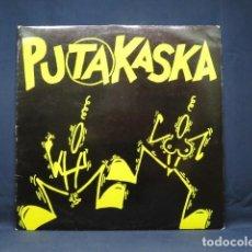 Discos de vinilo: PUTAKASKA - PUTAKASKA - LP. Lote 270160953