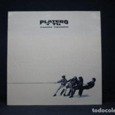 Discos de vinilo: PLATERO Y TU - VAMOS TIRANDO - LP. Lote 270161598