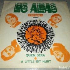 Discos de vinilo: LOS ALBAS-QUIEN SERA-ORIGINAL AÑO 1969. Lote 270167428