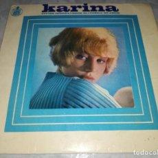 Discos de vinilo: KARINA-VIVIRE-ORIGINAL AÑO 1966. Lote 270168753