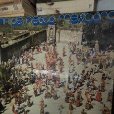 Discos de vinilo: FIN DE FIESTA MEXICANO. Lote 270170703