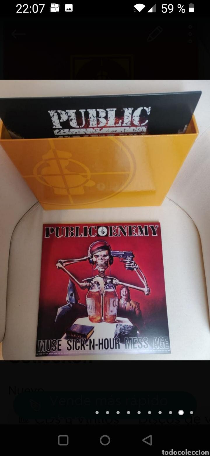 Discos de vinilo: Public Enemy 25th Anniversary Vinyl Collection - Foto 5 - 270187238