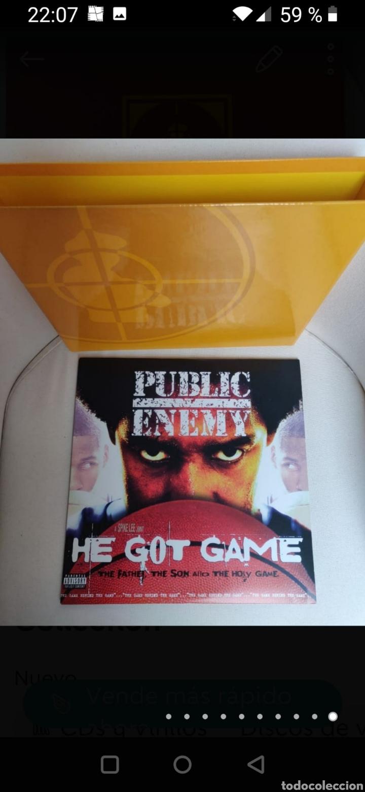 Discos de vinilo: Public Enemy 25th Anniversary Vinyl Collection - Foto 7 - 270187238