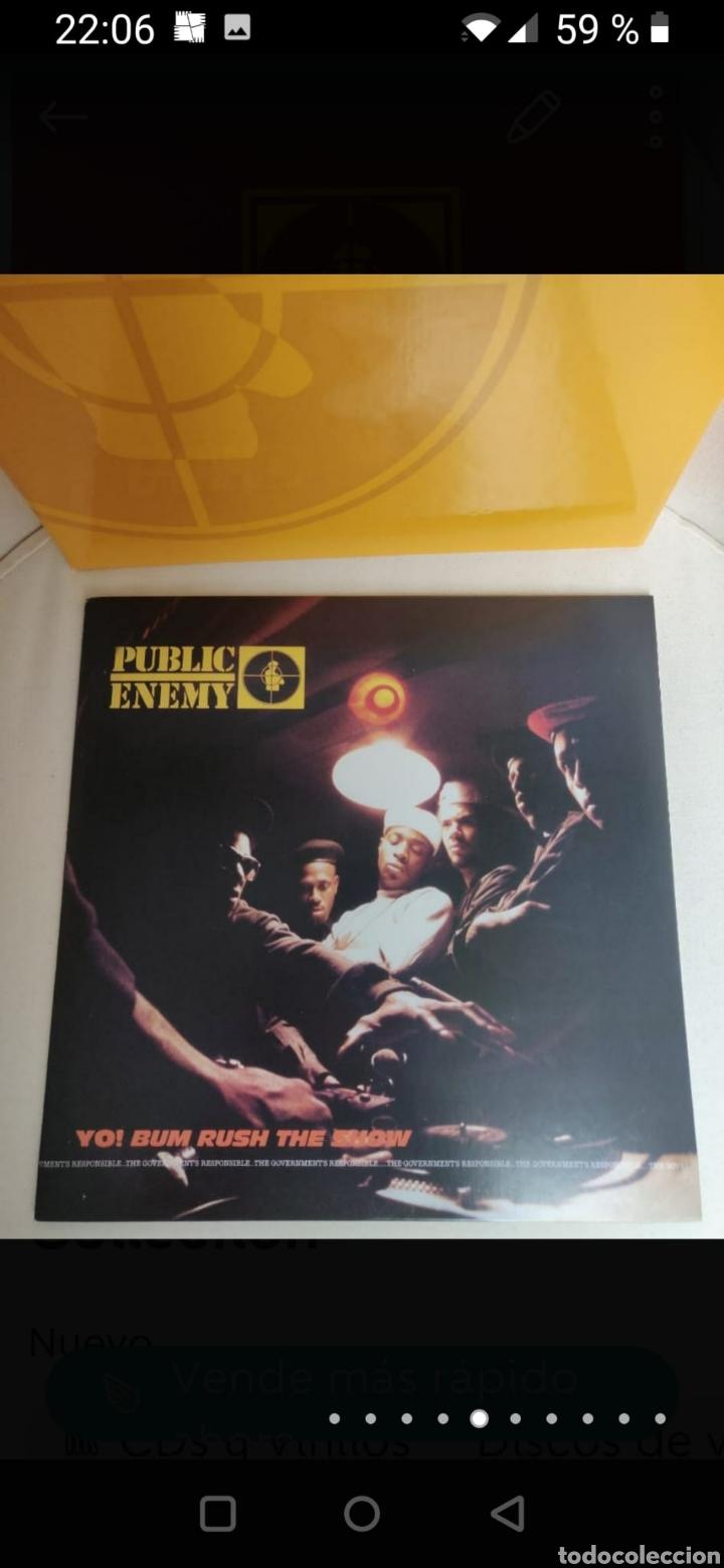 Discos de vinilo: Public Enemy 25th Anniversary Vinyl Collection - Foto 8 - 270187238