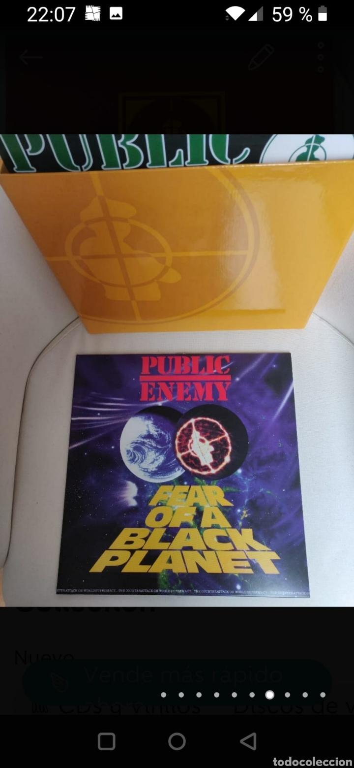 Discos de vinilo: Public Enemy 25th Anniversary Vinyl Collection - Foto 9 - 270187238