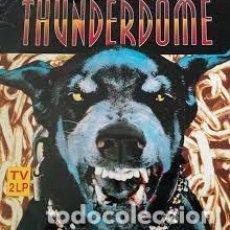 Discos de vinilo: THUNDERDOME – DOBLE LP VINILO - 1º DE LA SERIE - ESPAÑA. Lote 270196948