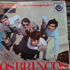 Discos de vinilo: LOS BRINCOS EP. Lote 270227538