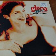 Discos de vinilo: DISCO VINILO MAXI GLORIA ESTEFAN. Lote 270228618