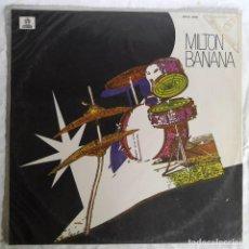 Discos de vinilo: LP VINILO MILTON BANANA 1971, BRASIL. Lote 270243058