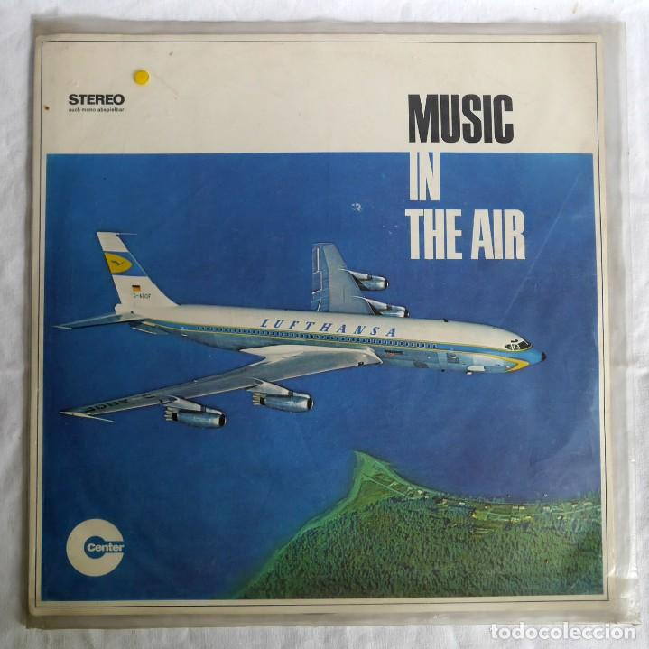 LP VINILO MUSIC IN THE AIR, ORQUESTA MONTE NEGRO'S (Música - Discos - LP Vinilo - Orquestas)