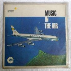 Discos de vinilo: LP VINILO MUSIC IN THE AIR, ORQUESTA MONTE NEGRO'S. Lote 270243153