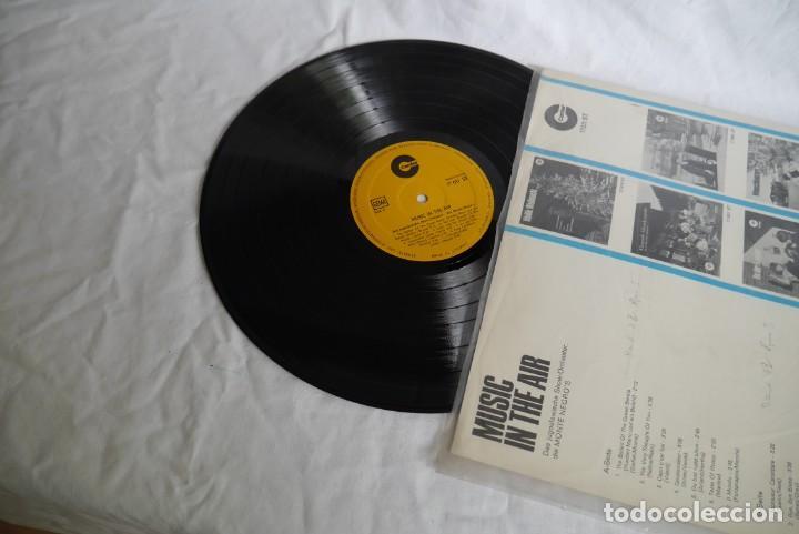 Discos de vinilo: LP vinilo Music in the air, Orquesta Monte Negros - Foto 3 - 270243153