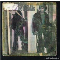 Discos de vinilo: COZ - APUESTO LO QUE QUIERAS - SINGLE 1982 - PARA APROVECHAR EL VINILO. Lote 270244728