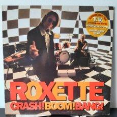 Discos de vinilo: ROXETTE. CRASH! BOOM! BANG! EMI. 1994. ESPAÑA.. Lote 270249473