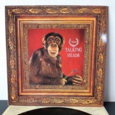 Discos de vinilo: TALKING HEADS. NAKED. 1988. SPAIN. Lote 270252538