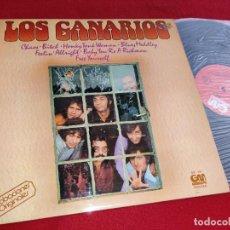 Discos de vinilo: LOS CANARIOS LP 1978 GRAMUSIC. Lote 270252698