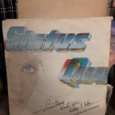 Discos de vinilo: STATUS QUO SOMETHING ABOUT YOU BABY I LIKE. Lote 270255363