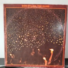 Discos de vinilo: BOB DYLAN/THE BAND. BEFORE THE FLOOD. ASYLUM. 1973. FRANCIA.. Lote 270257408