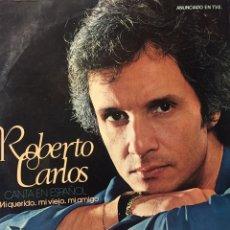Discos de vinilo: ROBERTO CARLOS CANTA EN ESPAÑOL. Lote 270262043