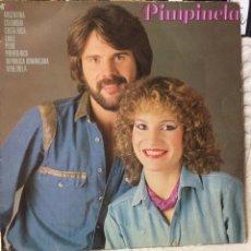 Discos de vinilo: PIMPINEL OLVÍDAME Y PEGA L VUELTA. Lote 270344453