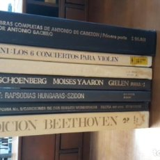 Discos de vinilo: LPS DE MÚSICA CLÁSICA. Lote 270348518