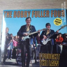 Disques de vinyle: THE BOBBY FULLER FOUR I FOUGHT THE LAW AND ORTHERS MUNSTER COLOR VINYL SINGLE NUEVO. Lote 270349013