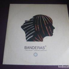 Discos de vinilo: BANDERAS – THIS IS YOUR LIFE - MAXI SINGLE LONDON 1991 - ELECTRONICA TECHNO DISCO DOWNTEMPO. Lote 270349048